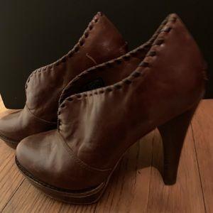 Ugg stacked heels